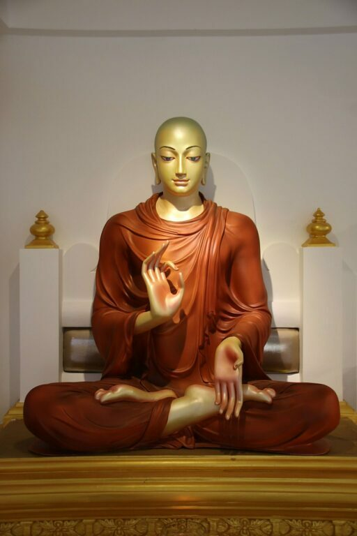 After the Four Noble Truths, the Eightfold Path