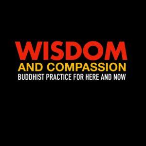 Wisdom and Compassion Podcast logo