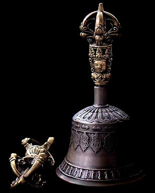 Ritual Objects: the Bell and Dorje