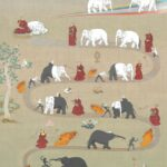 A Thangka of This Kind is a Handout for Learning